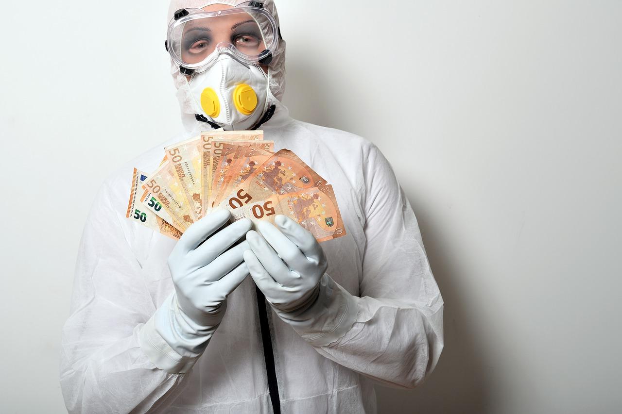 Verdienstentgang nach Epidemiegesetz